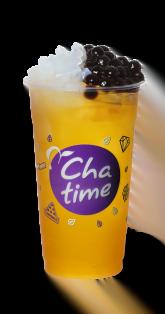 Mango Pearl Tea